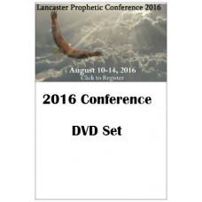 2016 Conference Lancaster Prophetic Conference DVD Set