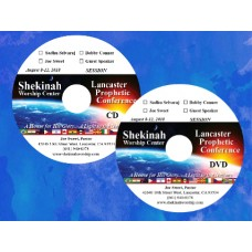 2018 Lancaster Prophetic Conference 18 Disk CD Set