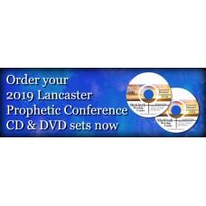 2019 Lancaster Prophetic Conference DVD Set