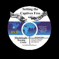 Setting the Captives Free - Single DVD by Joe Sweet