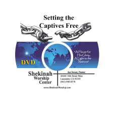 Setting the Captives Free - Single DVD by Joe Sweet
