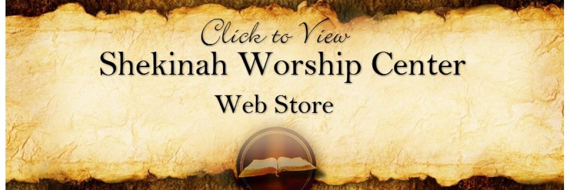 Shekinah Worship Web Store